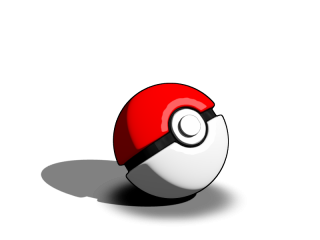 3D Pokeball Pokémon Go Png PNG images