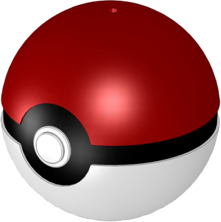 Poke Ball Icon Transparent Background PNG images