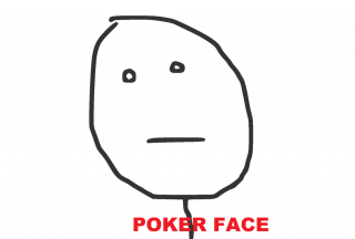 Download And Use Poker Face Png Clipart PNG images