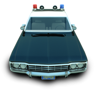 Police Car Icon PNG images