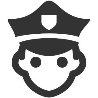 Icon Police Free Png PNG images