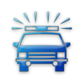 Police Siren Icon PNG images