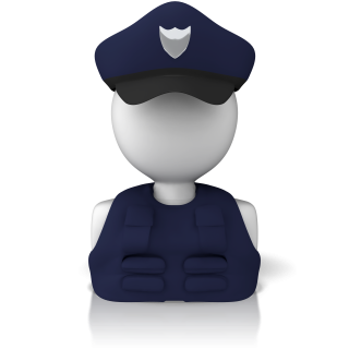 Users Police Icon PNG images