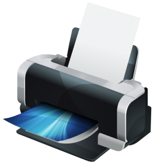 HP Printer Icon | Hydropro Hardware Iconset | Media Design PNG images