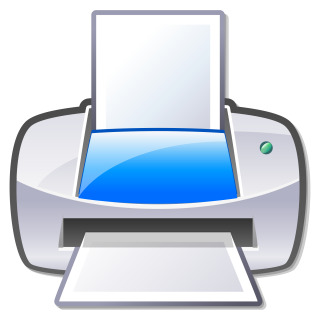 Printer Icon ClipArt Best PNG images