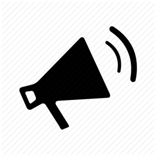 Loud Promotion Speaker Voice Icon PNG images