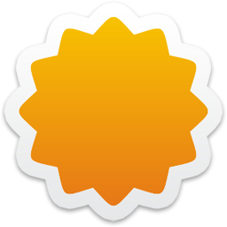 Promo Orange Icon PNG images