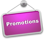 Promotion Vector Drawing PNG images