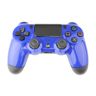 Blue Playstation 4 Controller PNG images
