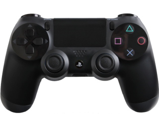 Ps4 Controller Black Png PNG images