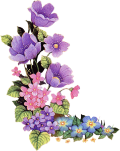 High Resolution Purple Flower Png Clipart PNG images