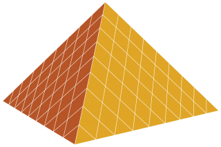 Vector Pyramid Drawing PNG images