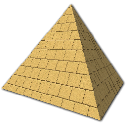 Free Files Pyramid PNG images