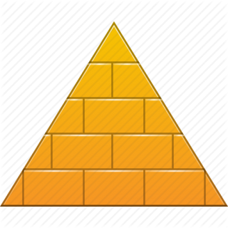 Drawing Pyramid Vector PNG images
