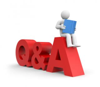 Q And A Hd Icon PNG images