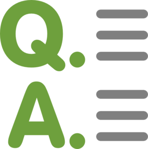 Icon Transparent Question Answer PNG images
