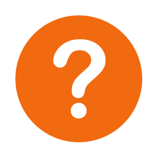 Orange Question Mark Icon Png Clip Art PNG images