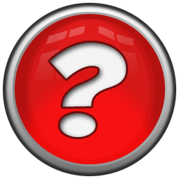 Red Question Mark Icon PNG images