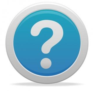 Soft Question Mark Icon Image PNG images