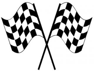 Icon Racing Flag Vector PNG images