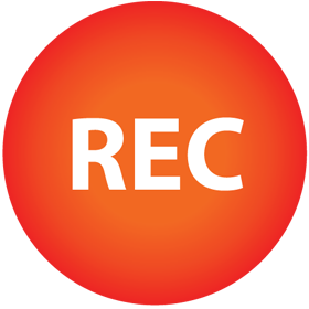 Size Icon Recording PNG images