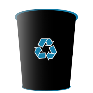 Transparent Recycle Bin Png PNG images
