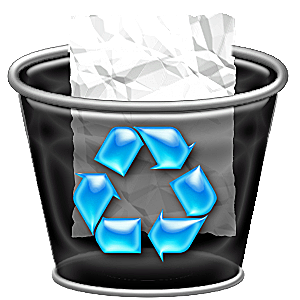 Symbol Recycle Bin Icon PNG images