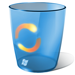Icon Photos Recycle Bin PNG images