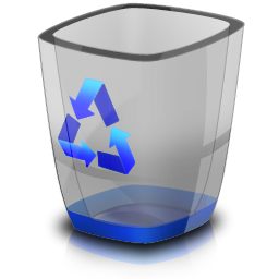 Vector Recycle Bin Icon PNG images