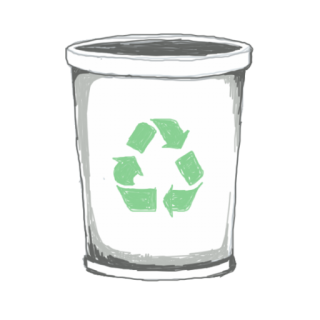 Transparent Recycle Bin Icon PNG images