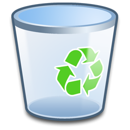 Vector Icon Recycle Bin PNG images