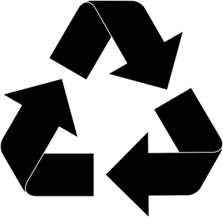 Black Recycle Icon Png PNG images