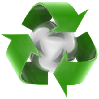 Recycle Green Icon PNG images