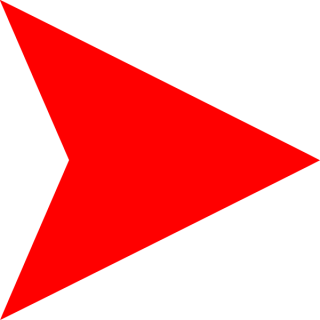 Red Arrow Right PNG images