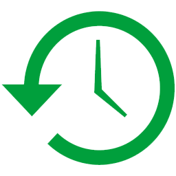 Repair, Restore Time Icon PNG images