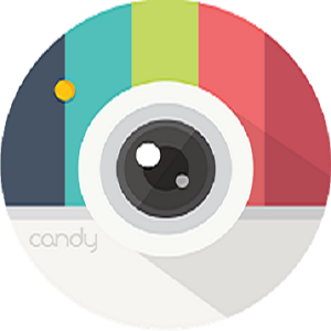 Candy Retrica Icon PNG images