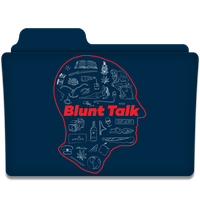 Rick And Morty, Blunt Talk Folder Icon PNG images