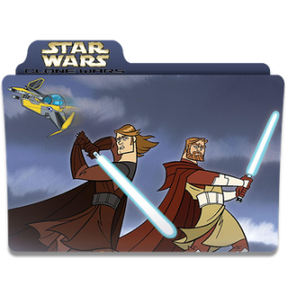 Rick And Morty Star Wars Folder Icon PNG images