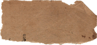 Old Brown Cardboard, Ripped Paper PNG Images PNG images