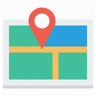 Road Map Direction Icon PNG images