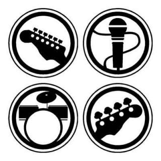 Rock Band Icon PNG images