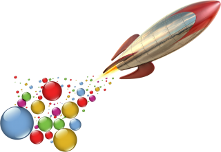 Balloons, Rocket Png PNG images