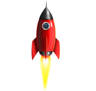 Red Rocket Png PNG images