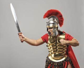 Download Roman Soldier Icon PNG images
