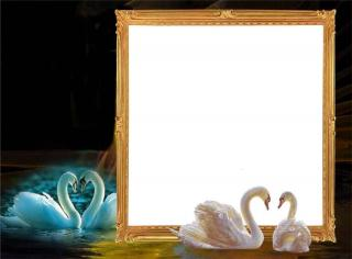 Romantic Frame Love Background Png PNG images
