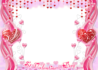 Romantic Frame Photo Png PNG images