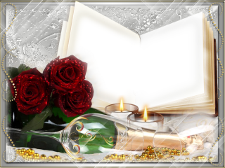 Romantic Love Frame Background Png PNG images