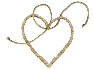 Rope PNG Hearts Images Free Download PNG images