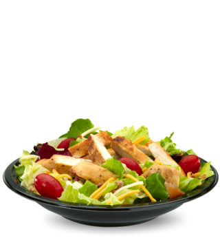 Bacon Ranch Salad Grilled Png PNG images