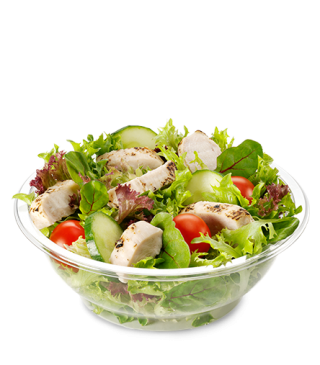 Grilled Chicken Salad Png PNG images